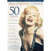 Echo Bridge Home Entertainment 50 Hollywood Greats DVD Collection by Echo Bridge Home Entertainment