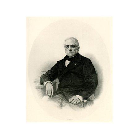 Daniel François Esprit Auber, 1884-90 Print Wall Art