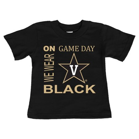 Vanderbilt Commodores On Game Day Baby/Toddler T-Shirt