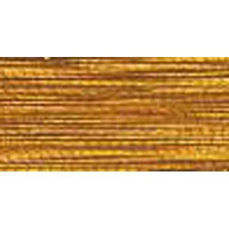 Robison Anton Embroidery Thread - Robison-Anton J Metallic Thread 1,000yd-Brass