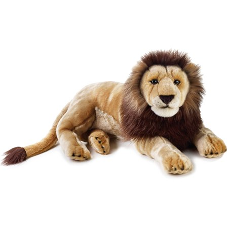 Lelly National Geographic Plush  Lion