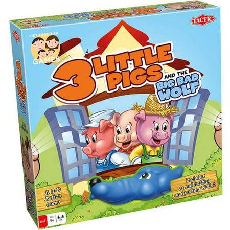 3 Little Pigs - Three Little Pigs Figurine