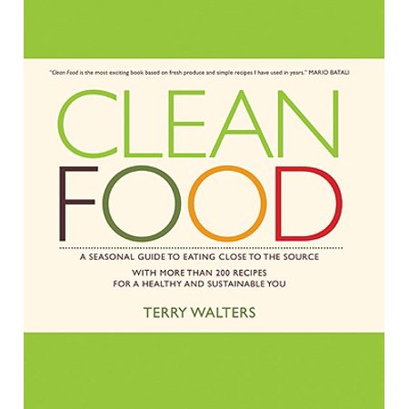 Clean Food : A Seasonal Guide to Eating Close to the Source with More Than 200 Recipes for a Healthy and Sustainable You](Pinterest Halloween Healthy Food)