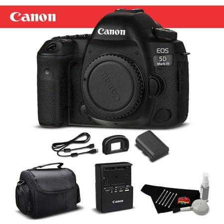 Canon EOS 5D Mark IV DSLR Camera (Body) Starter Bundle 01