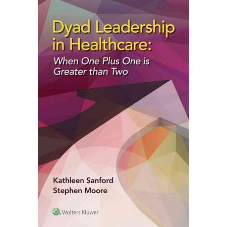 Dyad Leadership In Healthcare