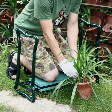Yaheetech Folding Garden Home Kneeler Gardener Kneeling