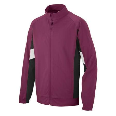 Performance Tour Jacket (7722 tour de force jacket maroon/black/white 3xl )