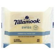 Tillamook Swiss Cheese Slices, 12 oz