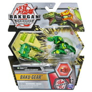 Bakugan Ultra, Trox with Transforming Baku-Gear, Armored Alliance 3-inch Tall Collectible Action Figure