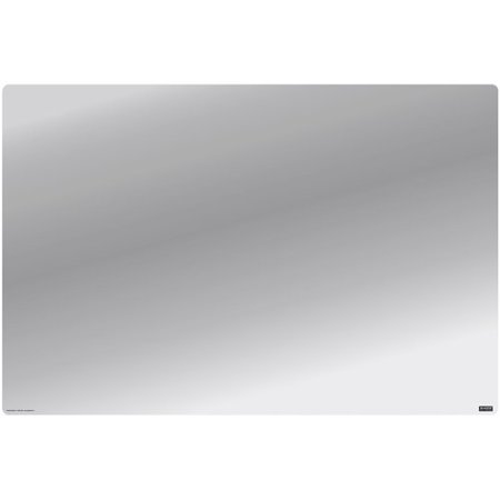 Imagine Work Surface Clear Huge Extra Large Non Slip Desk Pad