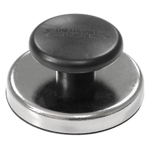 MASTER MAGNETICS 7505 Round Magnet with Handle,25 lb. Pull