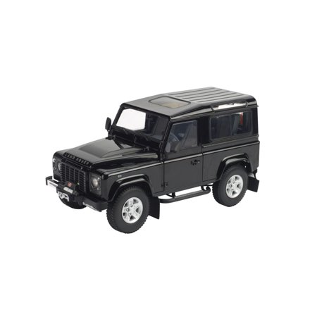 Official Land Rover Merchandise Defender 1:76 Scale Model
