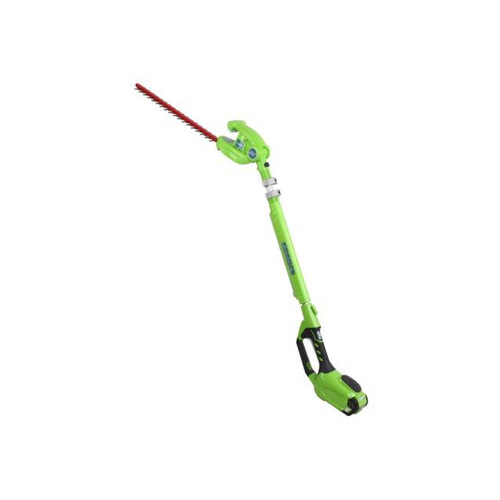 Greenworks 22272 40V G-MAX Cordless Lithium-Ion 20 in. XR Dual Action Hedge Trimmer by Generic
