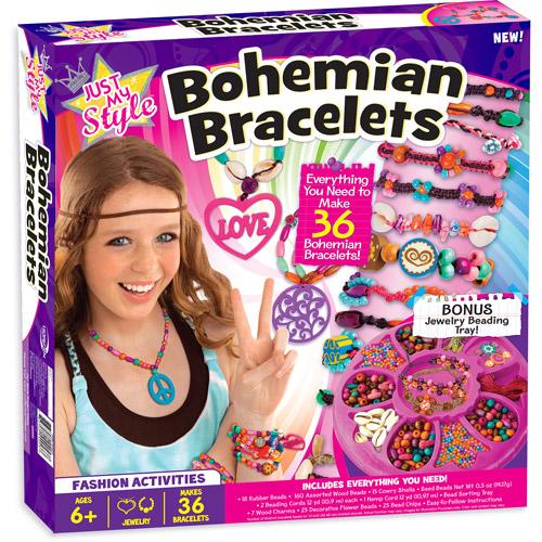 Just My Style Bohemian Bracelets Kit