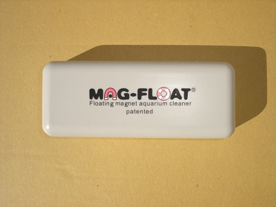 Gulfstream Tropical Aquarium Mag Float 500A Magnetic Floating Aquarium Cleaner For 3 4 1-1 4 Inch Thick Tank,... by