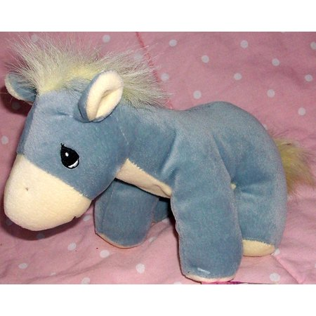 Precious Moments Tender Tails Donkey Plush Doll Toy By Enesco
