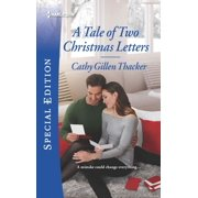 Texas Legends: The McCabes: A Tale of Two Christmas Letters (Paperback)