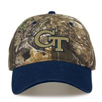 Georgia Tech GT Camo Hat Realtree Edge Camo Two-Tone Cap