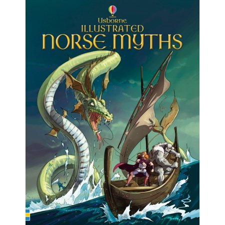 Illustrated Norse Myths (Usborne Illustrated Story Collections) - Aphrodite Myth For Kids