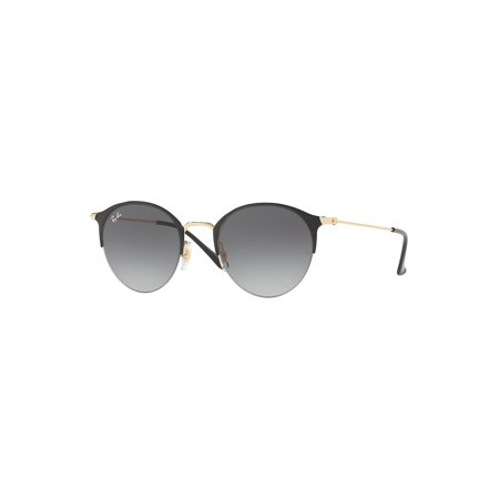 Ray-Ban Unisex RB3578 Round Metal Sunglasses, 50mm (Ray-ban Sonnenbrille Grün)