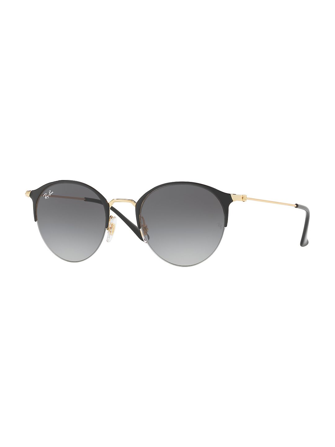Ray-Ban Unisex RB3578 Round Metal Sunglasses, 50mm