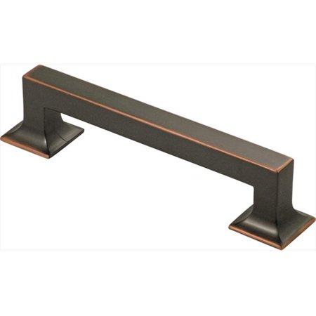 hickory hardware p3012 obh 128mm studio collection oil rubbed bronze