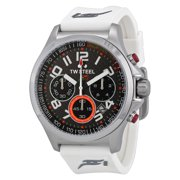 TW Sahara Force India Steel Chronograph Black Dial Mens Watch TW428
