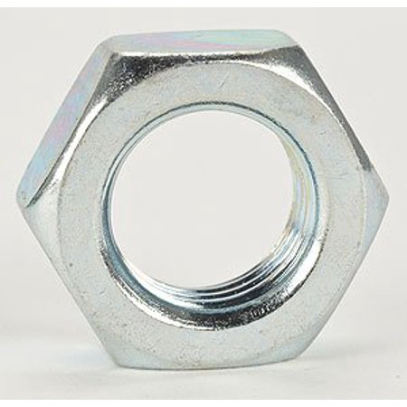 QA1 Precision Products, Inc JNR12S QAPJNR12S NUT JAM STL 3/4-16RH 1-1/8 HEX