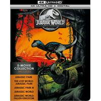 Jurassic World: 5-Movie Collection (4K Ultra HD)