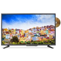 "Refurbished Sceptre 32"" Class HD (720P) LED TV with Built-in DVD (E325BD-SR)"