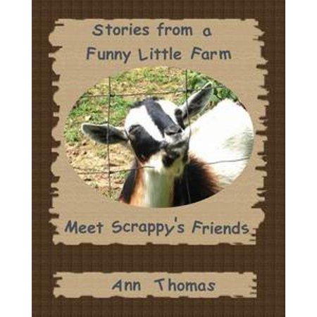 Stories from a Funny Little Farm: Meet Scrappy's Friends - - Farm Story 2 Halloween Android