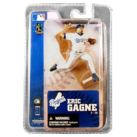 McFarlane MLB Sports Picks 3 Inch Mini Series 3 Eric Gagne Mini Figure 3 Mcfarlane Mlb Series
