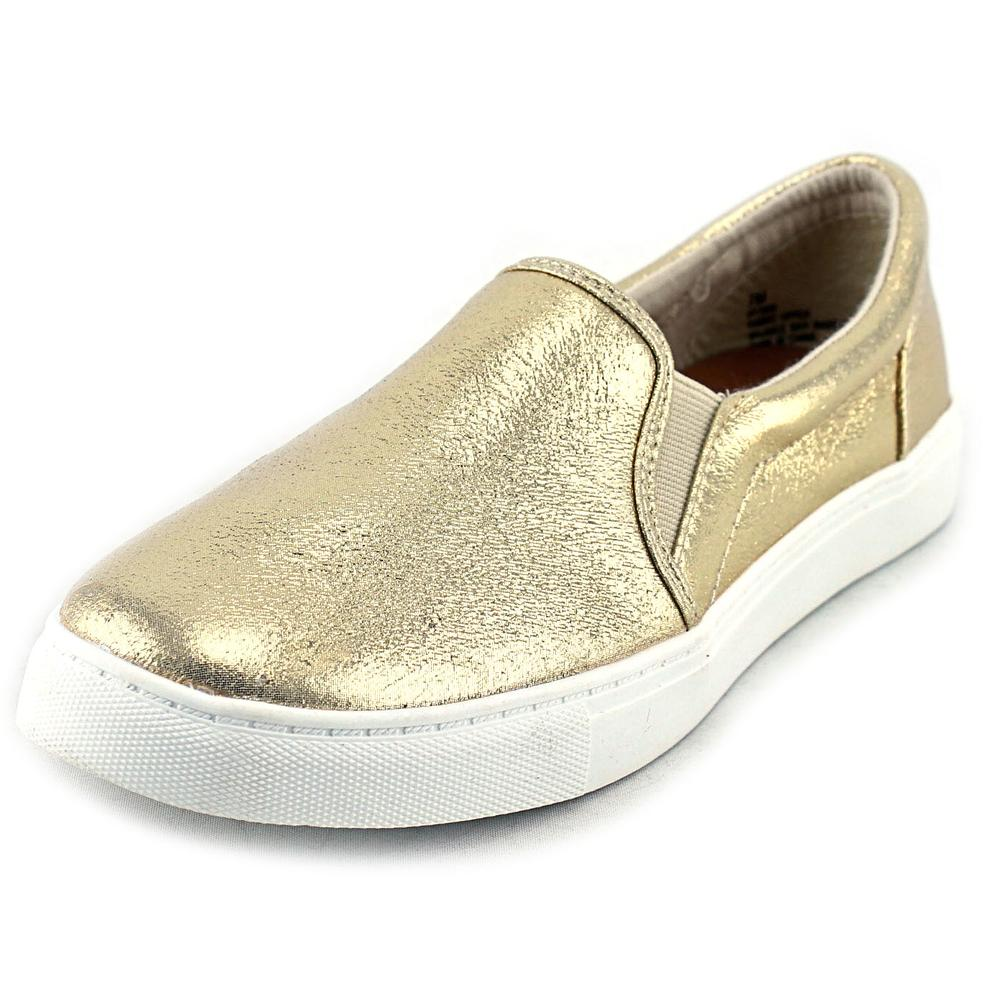 143 Girl Olla Round Toe Canvas Loafer