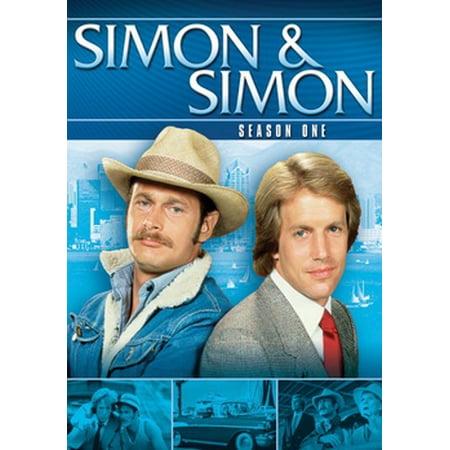 Simon & Simon: Season One (DVD) (Simon Baker Dvd)