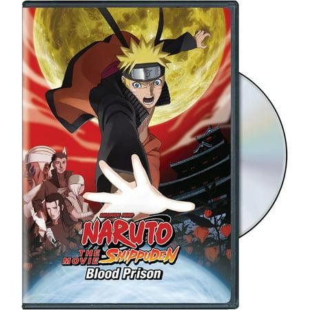 Naruto Shippuden the Movie: Blood Prison (DVD) ()