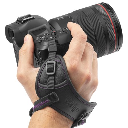 Hand Strap Grip - Camera Hand Strap - Rapid Fire Secure Grip Padded Wrist Strap Stabilizer by Altura Photo for DSLR and Mirrorless Cameras