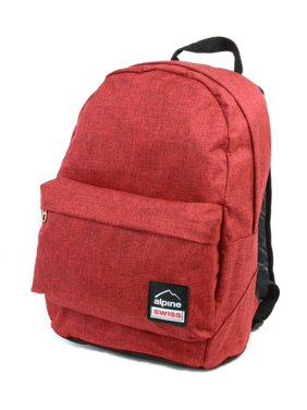 Product Image Alpine Swiss Midterm Backpack School Bag Bookbag Daypack 1 Yr  Warranty Back Pack 5f1c056898362