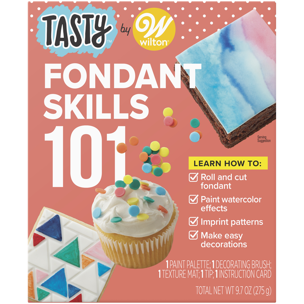 New Tasty by Wilton Candy Making Skills 101 Kit