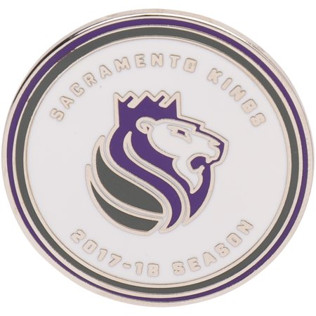 Sacramento Kings 2017-2018 Lapel Pin - No Size - Sacramento Costume Shops