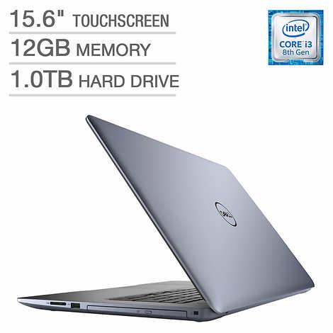 Dell Inspiron 15 5000 Series Touchscreen Laptop - Intel Core i3 - 1080p - Blue