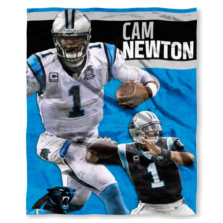 Carolina Panthers Gifts (Cam Newton Carolina Panthers The Northwest Company 50
