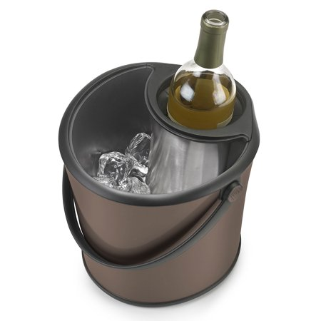Polder Insulated Ice Bucket Wine Champagne Cooler Chill