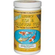 Little Giant 566014 Summer Fish Food, 13 oz
