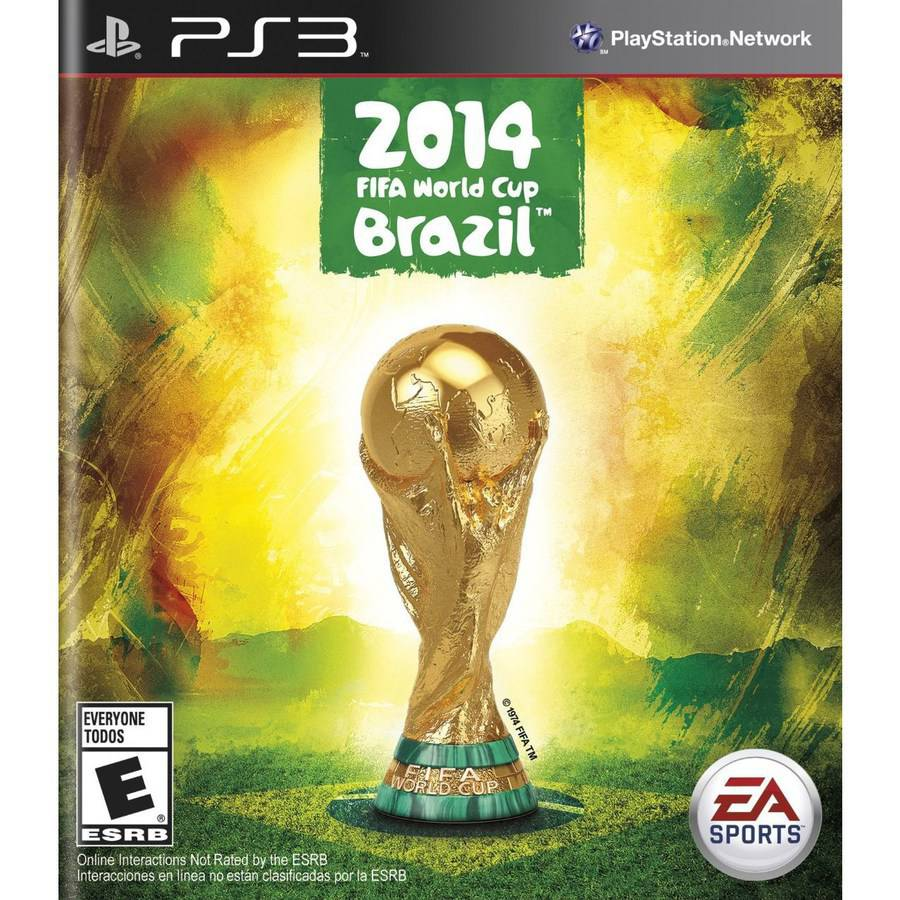 FIFA 2014 World Cup Brazil (PS3)
