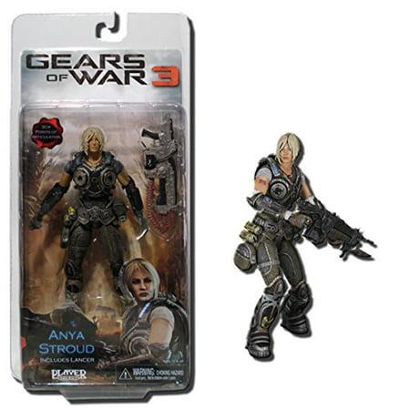 Gears of War Neca 3: Anya Stroud 18cm - 0634482521571 - image 1 de 1
