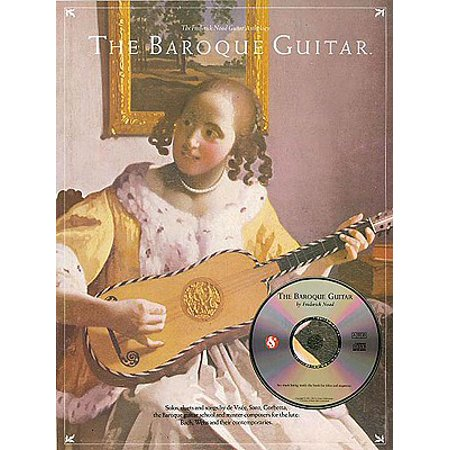 Frederick Noad Guitar Anthology: The Baroque Guitar (Other) - Other Baroque Masterpieces