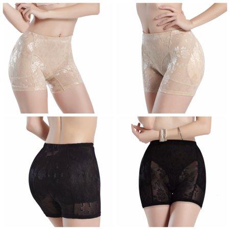 Stock Butt Pad (Women Padded High Waist Butt Bum Hip Enhancer Shaper Panties Body Tummy Shaper)
