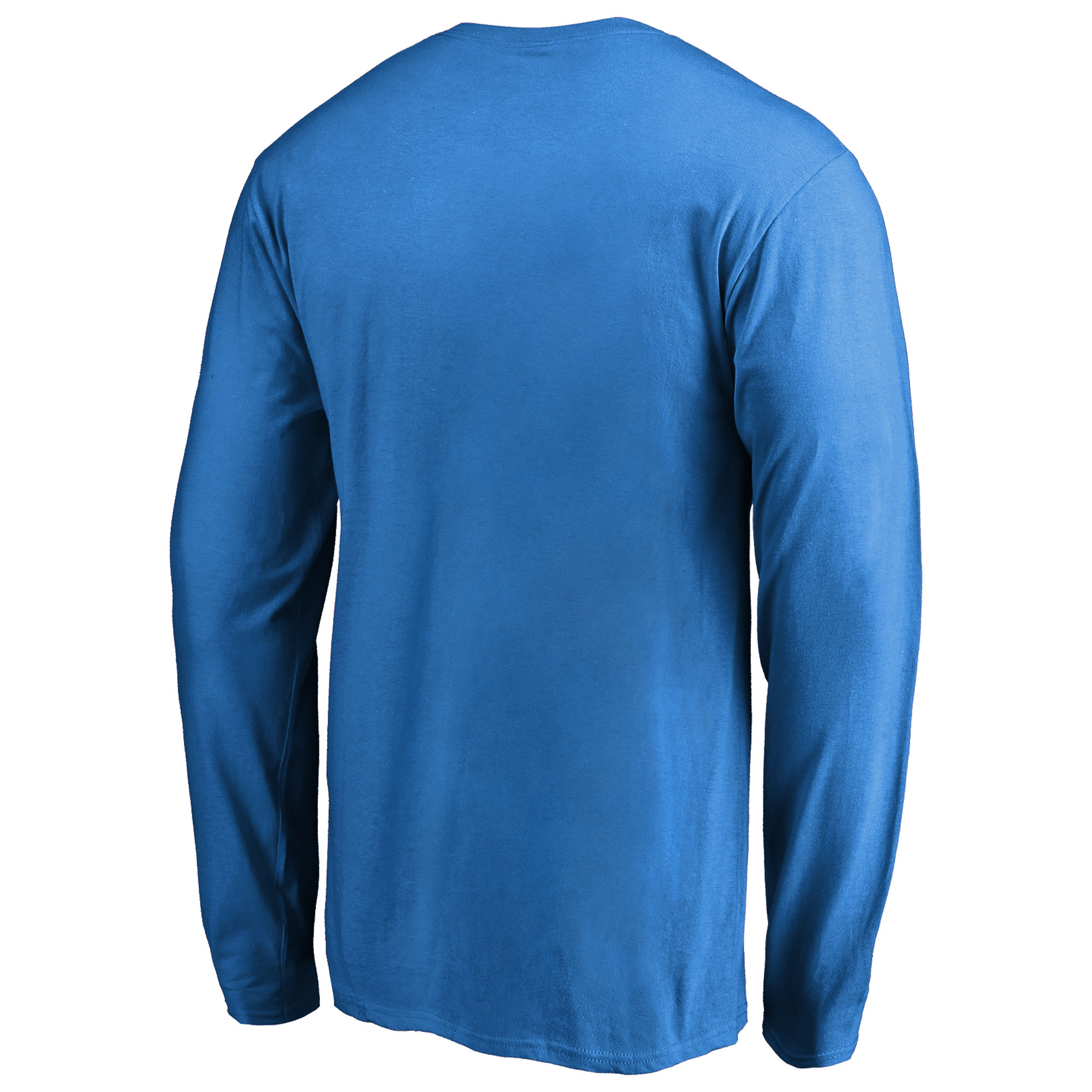 Russell Westbrook Oklahoma City Thunder Fanatics Branded Player State Long  Sleeve T-Shirt - Blue