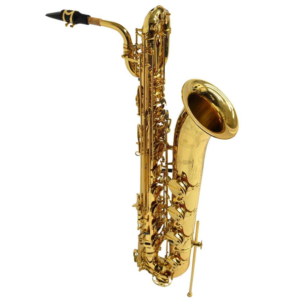Schiller La Première Baritone Saxophone Gold by