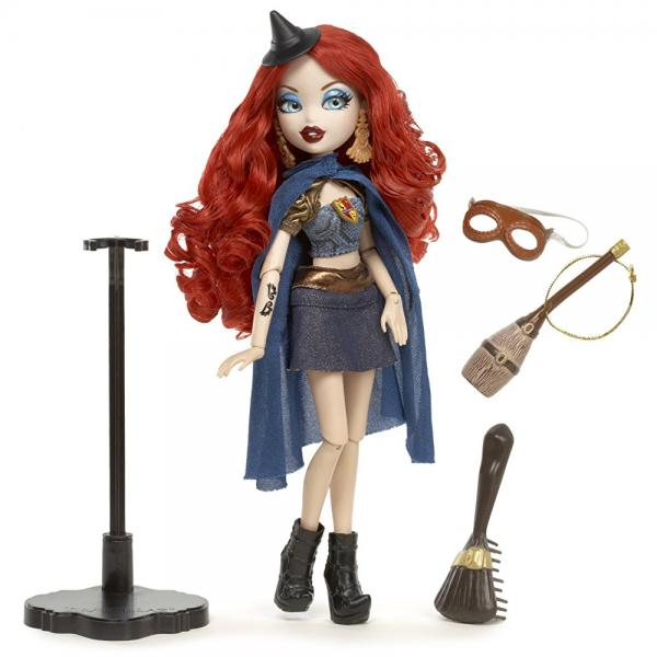 Bratzillaz Doll - Maygana Broomstix(Discontinued by manufacturer)